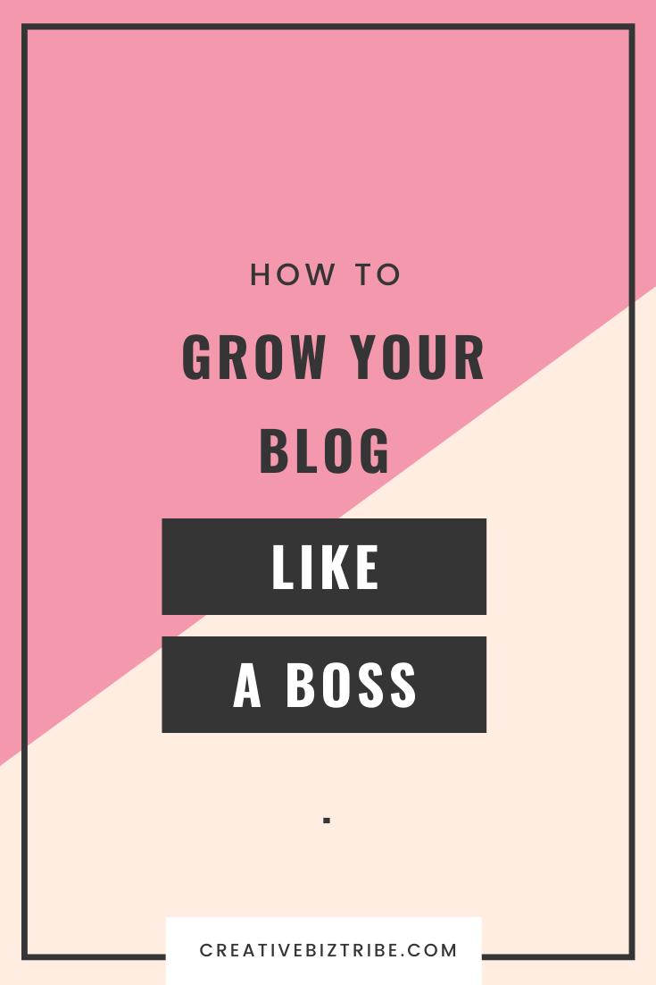 increase blog traffic tips