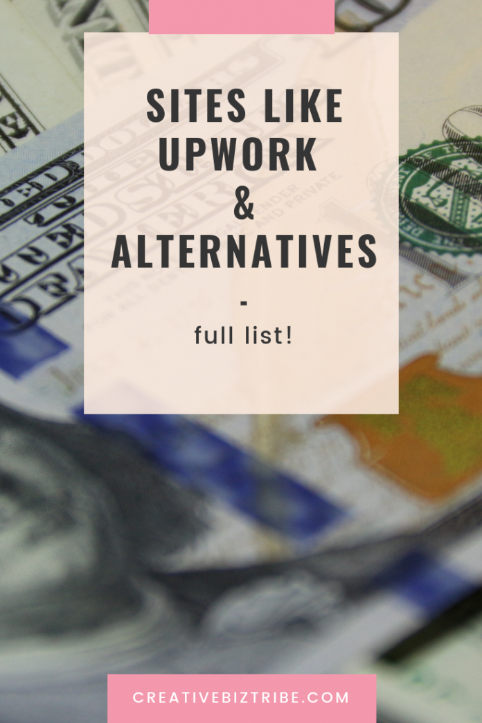 Sites Like Upwork-Upwork Alternatives