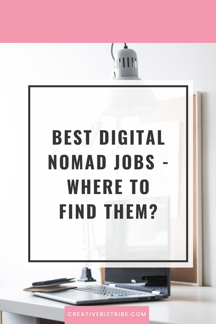 The Best digital nomad jobs ideas