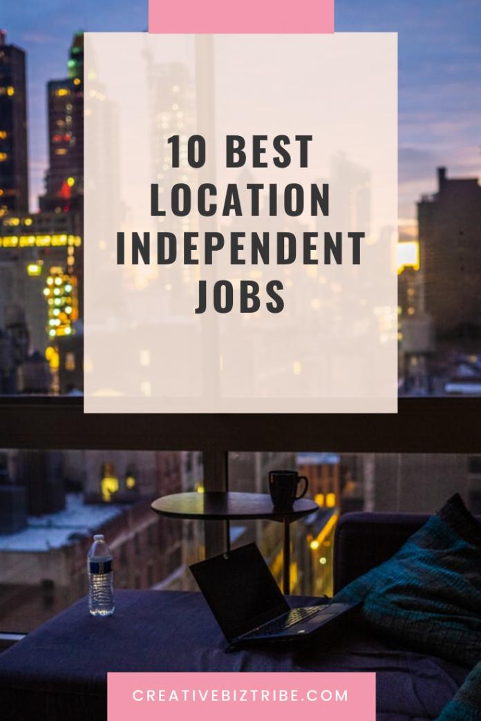 location independent jobs