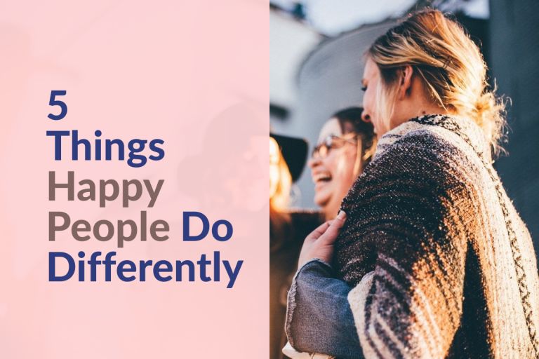 things-happy-people-do