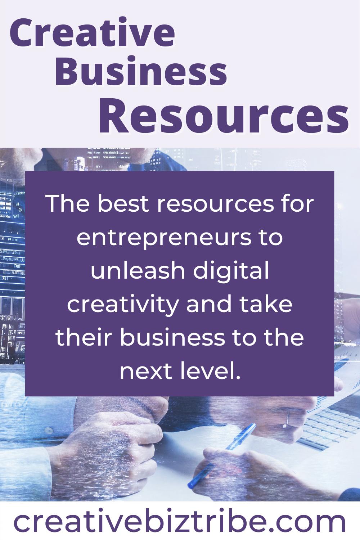 Creative Biz Tribe creativebiztribe.com #onlinebusiness #businessresources #buildabusiness